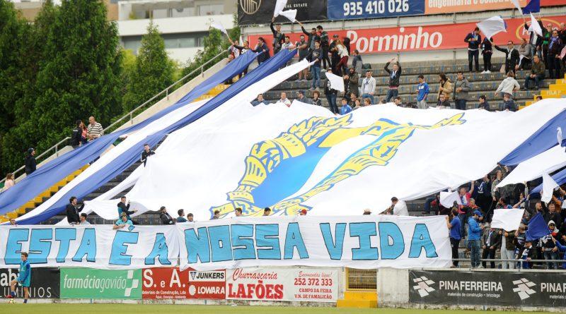 FC FAMALICÃO COMEÇA COMPETIÇÃO EM CASA